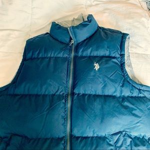 Men's Polo puffy vest